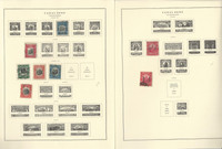 Canal Zone Stamp Collection to 1976 in Scott Specialty Album, 30 Pages, JFZ