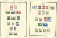 Iceland 1957-1978 Stamp Collection on 14 Scott Specialty Pages, JFZ