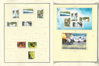 Iceland 2006-2009 Stamp Collection on 8 Scott Specialty Pages, JFZ