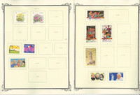 Malta Stamp Collection on 24 Scott Specialty Pages, 2000-2008, JFZ