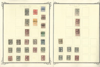 Belgium Precancels Stamp Collection on 19 Scott Specialty Pages, JFZ