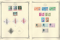 Haiti Stamp Collection on 30 Scott Specialty Pages, 1962-1980 Airpost, JFZ