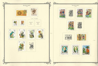 Hungary Stamp Collection on 75+ Scott Specialty Pages, 1990-2010, JFZ