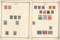 Salvador Stamp Collection on 50 Scott Specialty Pages, 1867-1946, JFZ