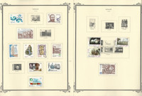 Spain Stamp Collection on 50 Scott Specialty & Quad Pages, 1998-2004, JFZ