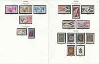 Tunisia Stamp Collection on 16 Steiner Pages, 1902-1979, JFZ