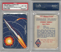 UO67 Skelly Gasoline, All American Space Fleet, 1953, Cosmic Needle, PSA 6