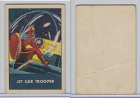 F280-3 Chex Cereal, Space Patrol, 1950's, Jet Car Trooper (Blank Back Ver)