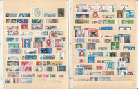Italy Stamp Collection on 5 Pages, #714//1174 Mint NH Sets, 1956-1974, JFZ
