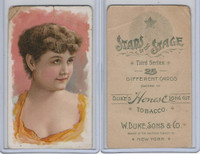 N131 Duke, Stars of The Stage, 3rd Series, 1890, Actresses (21)