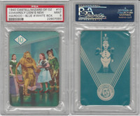1940 Castell Card, Wizard Of Oz, #10 Cowardly Lion, PSA 9 Mint