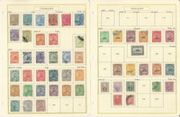 Paraguay Stamp Collection on 35 Pages, Nice Selection, JFZ