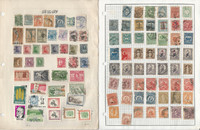 Uruguay Stamp Collection on 14 Pages, Loaded with Nice Stamps, JFZ