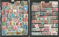 Brazil Stamp Collection on 2 Pages, Many Nice Stamps, JFZ