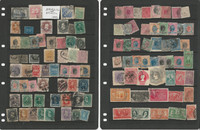 Brazil Stamp Collection on 13 Pages, Lots of Nice Classics, JFZ