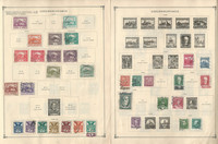Czechoslovakia Stamp Collection on 26 Pages, Nice Selection, JFZ