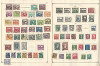Czechoslovakia Stamp Collection on 23 Scott International Pages, 1918-49, JFZ