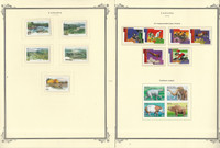 Canada Stamp Collection on 24 Scott Specialty Pages, 1994-97 Mint Sets, JFZ