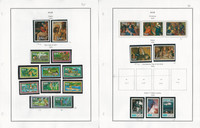 Niue Stamp Collection on 24 Steiner Pages, 1978-1981 Mint NH, JFZ