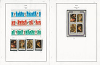 Niue Stamp Collection on 24 Steiner Pages, 1981-1985 Mint NH, JFZ
