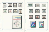Poland Stamp Collection on 16 Pages, Ship Topicals, JFZ