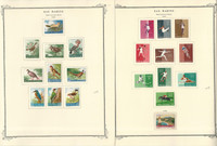 San Marino Stamp Collection on 23 Scott Specialty Pages, 1960-1969, JFZ