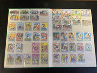 Worldwide Stamp Collection in Lighthouse Stockbook, Disney, 13 Pages, JFZ