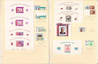 Liberia Stamp Collection, 1967 Mint NH, Scouts, Olympics, JFZ