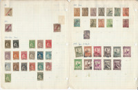 Cape Verde Stamp Collection on 16 Pages, 1911-1960 Portugal Colony, JFZ