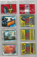 1980 Topps, Star Wars-The Empire Strikes Back, Rack Back Unopened