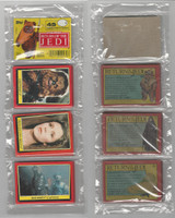 1983 Topps, Star Wars Return of Jedi, Rack Pack Unopened
