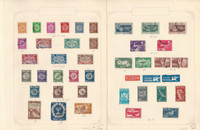 Israel Stamp Collection on 8 Pages, Nice Selection To Pick Through, JFZ