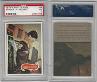 1975 Topps, Planet of the Apes, #24 Shades of the Past, PSA 7 NM