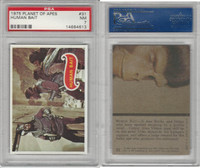 1975 Topps, Planet of the Apes, #31 Human Bait, PSA 7 NM