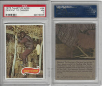 1975 Topps, Planet of the Apes, #44 Descent to Danger, PSA 7 NM