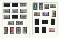 Italy Stamp Collection on 12 Pages, Ships on Stamps Topicals, JFZ