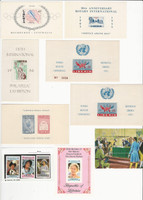 Liberia Stamp Collection, Mint NH Sheets, #340//1040, C66//C106 (B), JFZ