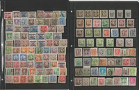 China Stamp Collection on 24 Pages, Nice Lot Unchecked, JFZ