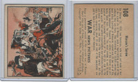 R165 Gum Inc, War News Pictures, 1939, #108 Warsaw's Sorrow