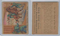 R172 Gum Inc, Wild West Series, Series B, 1937 #38 Safe At The Fort