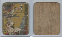 R60 Gum Inc, G-Men and Heroes, 1936, #10 John Dillinger WMX
