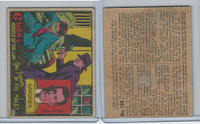 R60 Gum Inc, G-Men and Heroes, 1936, #128 The Terror Of The Mails!