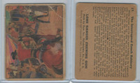 R83 Gum Inc, Lone Ranger, 1940, #17 The Interrupted Coach Robbery