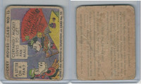 R89 Gum Inc, Mickey Mouse, Type 2, 1935, #15 A Letter On A Fan?