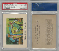1960 Buymore W527, Treasure Island, Pirate, #3 Months Passed By, PSA 8 NMMT