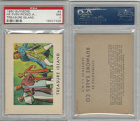 1960 Buymore W527, Treasure Island, Pirate, #4 He Even Picked A, PSA 7 NM