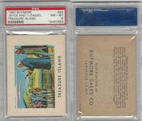 1960 Buymore W527, Treasure Island, Pirate, #26 Joyce And I Loaded, PSA 8 NMMT