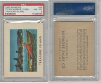 1960 Buymore W527, Treasure Island, Pirate, #39 To My Horror I Then, PSA 8 NMMT