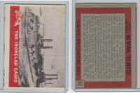 1965 Bettman W543, Civil War Pictures, #20 The Ironclad Cairo