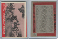 1965 Bettman W543, Civil War Pictures, #27 Stonewall At Antietam